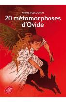 20 metamorphoses d-ovide