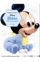 Cercles magiques art-therapie disney babies