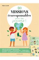 40 missions ecoresponsables pour les juniors
