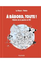 A babord, toute ! histoire de la gauche en bd