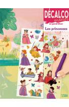 Decalco les princesses