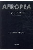 Afropea - utopie post-occidentale et post-raciste