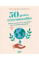 50 gestes ecoresponsables