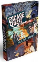 Escape quest coffret 1+2+3
