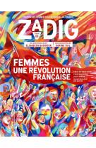 Zadig n9 - femmes, une revolution francaise