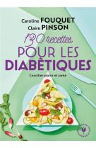 130 recettes pour diabetiques
