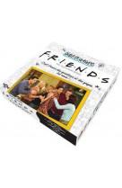 Friends quiz et gages ! - jeu de societe/jeu de plateau officiel f.r.i.e.n.d.s. - des 14 ans et adul