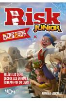 Escape book - risk junior