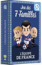 7 familles legendes de l-equipe france
