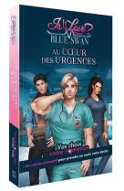 Blue swan hospital - au coeur des urgences - un roman interactif is it love ?
