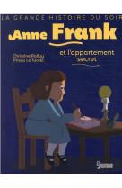 Anne frank et l-appartement secret