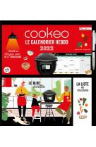 Cookeo - le calendrier hebdo 2022 - 1 plat pour chaque soir de la semaine