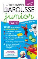 Dictionnaire larousse junior poche