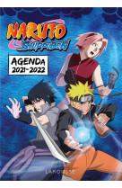 Agenda naruto shippuden 2021-2022