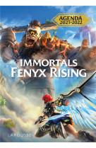 Agenda scolaire immortals fenyx rising