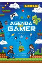 Agenda scolaire special gamer