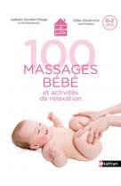 100 massages bebe et activites de relaxation