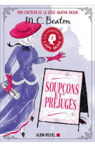 Les enquetes de lady rose - tome 2 - soupcons et prejuges