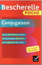 Bescherelle poche conjugaison - l-essentiel de la conjugaison francaise