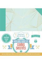 Mon mini-carnet de codes secrets memoniak