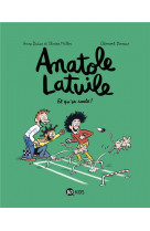 Anatole latuile, tome 13 - et qu-ca saute !