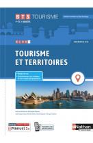 Bloc de competences 7 bts tourisme et territoires - licence numerique