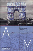 Christo. l-arc de triomphe empaquete