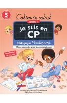 Cahier de calcul - pedagogie montessori - mieux apprendre grace aux neurosciences