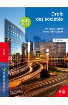 Les fondamentaux - droit des societes 2020-2021