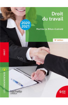Les fondamentaux - droit du travail 2020-2021