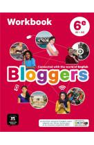 Bloggers 6e - cahier d-activites