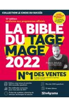 La bible du tage mage 2022 - 12e edition