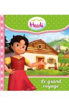 Heidi - t01 - heidi -  le grand voyage