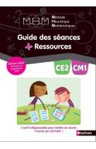 Mhm guide des seances + ressources ce2/cm1 - 2020
