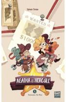 Agatha et hercule - tome 2 destination far west - vol02