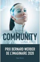 Community - prix bernard werber de l-imaginaire 2020