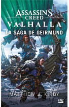 Assassin-s creed valhalla : la saga de geirmund