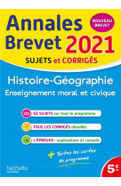 Annales brevet 2021 histoire-geographie-emc