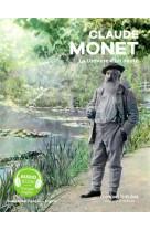 Claude monet - un livre d-art + un livre audio