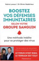 Boostez vos defenses immunitaires selon votre groupe sanguin - une methode inedite pour se proteger