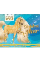 Animal style - golden star