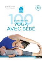 100 postures de yoga avec bebe