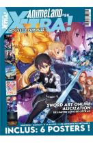 Animeland xtra 59 sword art online alicization