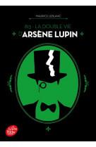 813 - la double vie d-arsene lupin - nouvelle edition a l-occasion de la serie netflix
