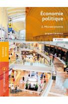 Fondamentaux - economie politique 2 - microeconomie (9e edition)