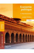 Fondamentaux - economie politique 3 - macro-economie (9e edition)