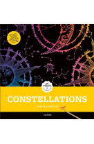 Cartes a gratter art-therapie constellations