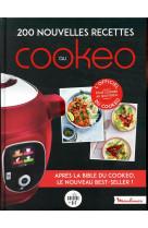 200 nouvelles recettes au cookeo - apres la bible du cookeo, le nouveau best-seller !