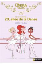 20 allee de la danse 4:petite rebelle - vol04