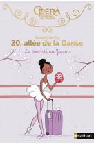 20, allee de la danse - la tournee au japon - vol07